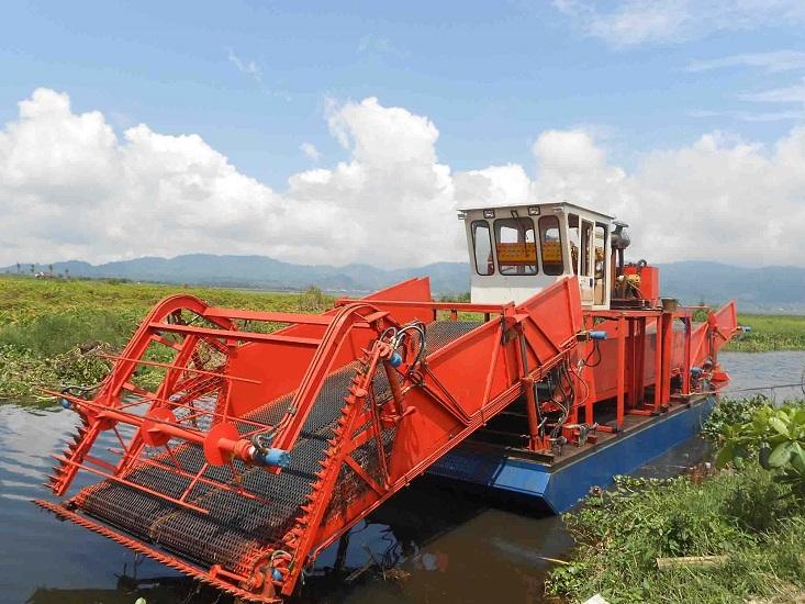滨州割草船